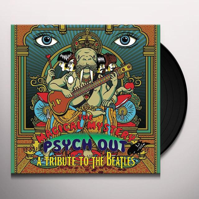 MAGICAL MYSTERY PSYCH-OUT - A TRIBUTE TO THE / VAR Vinyl Record