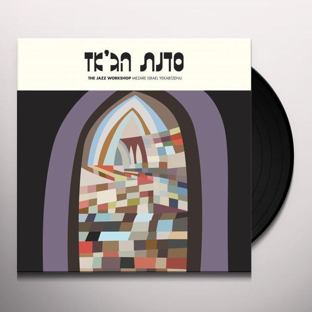 JAZZ WORKSHOP MEZARE ISRAEL YEKABTZENU Vinyl Record - Limited Edition, 180 Gram Pressing