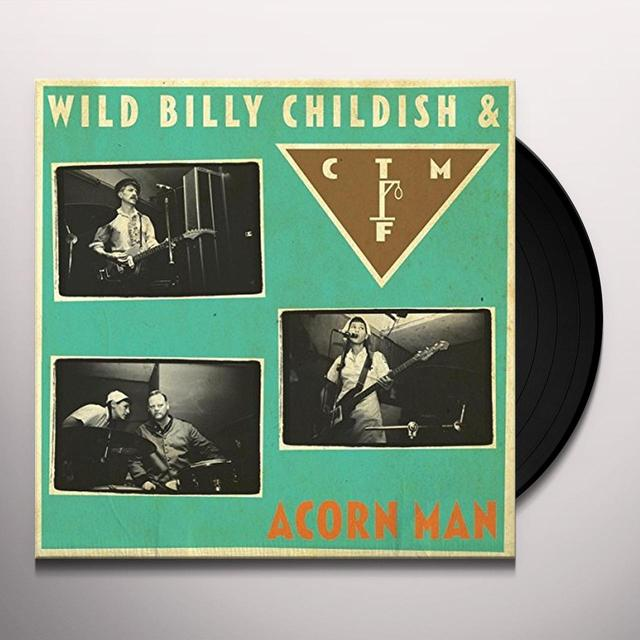 Billy Wild Childish / Ctmf ACORN MAN Vinyl Record