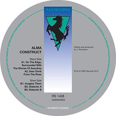 ALMA CONSTRUCT Vinyl Record