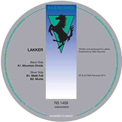 Lakker MOUNTAIN DIVIDE Vinyl Record