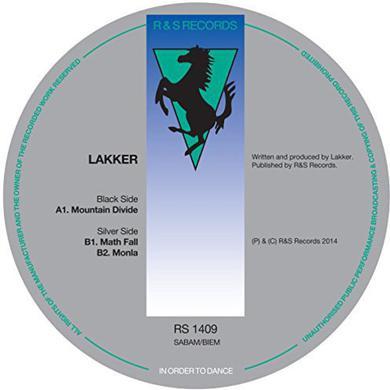 Lakker MOUNTAIN DIVIDE Vinyl Record
