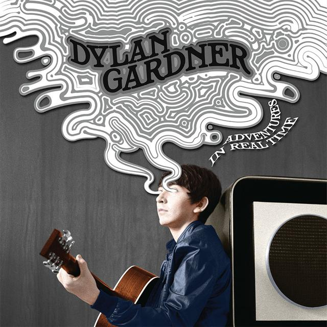 Dylan Gardner ADVENTURES IN REAL TIME Vinyl Record
