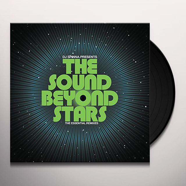DJ SPINNA PRESENTS: THE SOUND BEYOND STARS 2 / VAR Vinyl Record