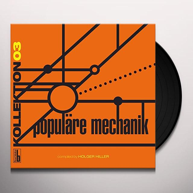 POPULARE MECHANIK KOLLEKTION 03: POPULRE MECHANIK COMPILED BY HOLGE Vinyl Record