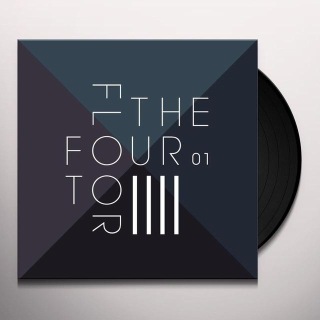 FOUR TO THE FLOOR 01 / VARIOUS Vinyl Record