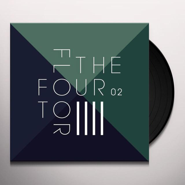 FOUR TO THE FLOOR 02 / VARIOUS Vinyl Record