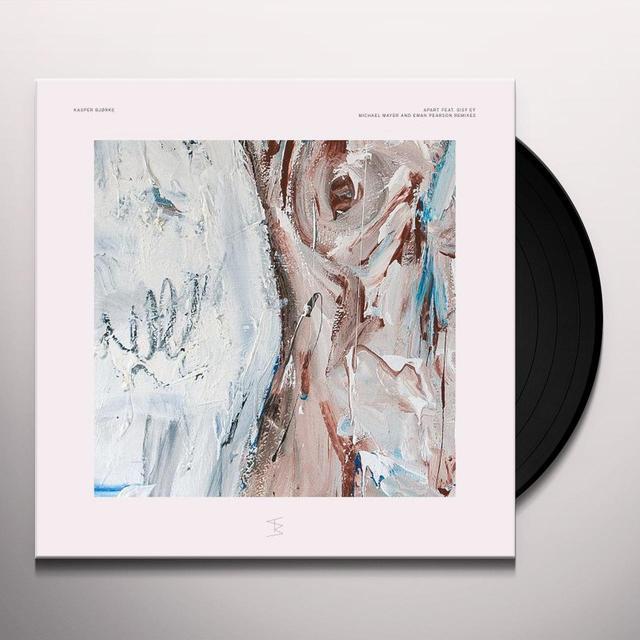 Kasper Bjørke APART REMIXES Vinyl Record