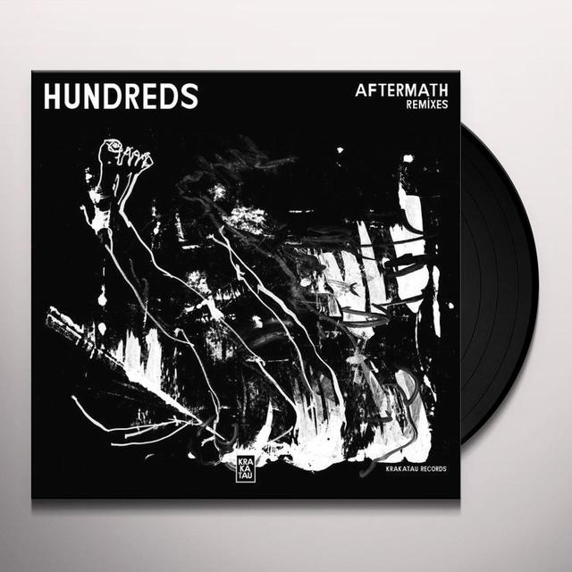 Hundreds AFTERMATH REMIXES Vinyl Record
