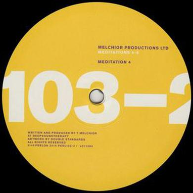 Melchior Productions MEDITATIONS 4-6 Vinyl Record