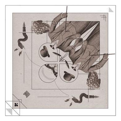 FOUR JACKS PT. 4-15 YEARS OF POKER FLAT / VARIOUS Vinyl Record