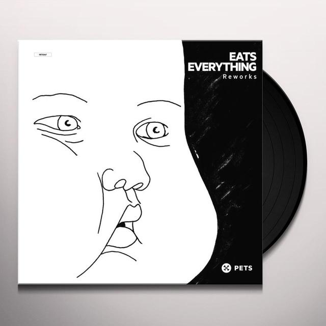Eats Everything REWORKS Vinyl Record