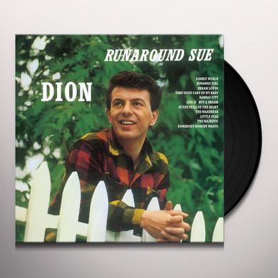 Dion RUNAROUND SUE Vinyl Record