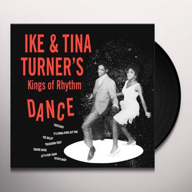 Ike & Tina Turner KINGS OF RHYTHM DANCE Vinyl Record