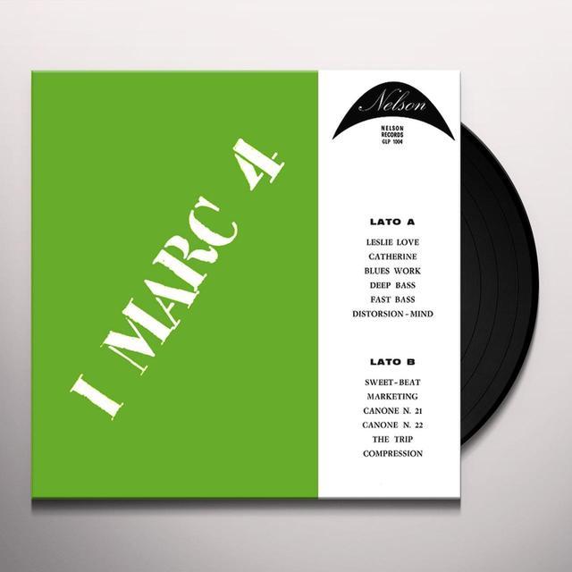 I MARC 4 Vinyl Record