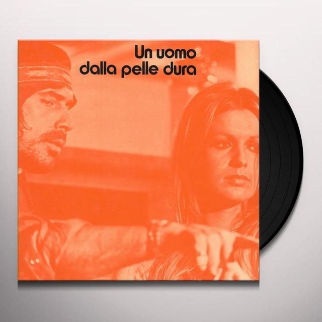 Carlo Pes UN UOMO DALLA PELLE DURA Vinyl Record