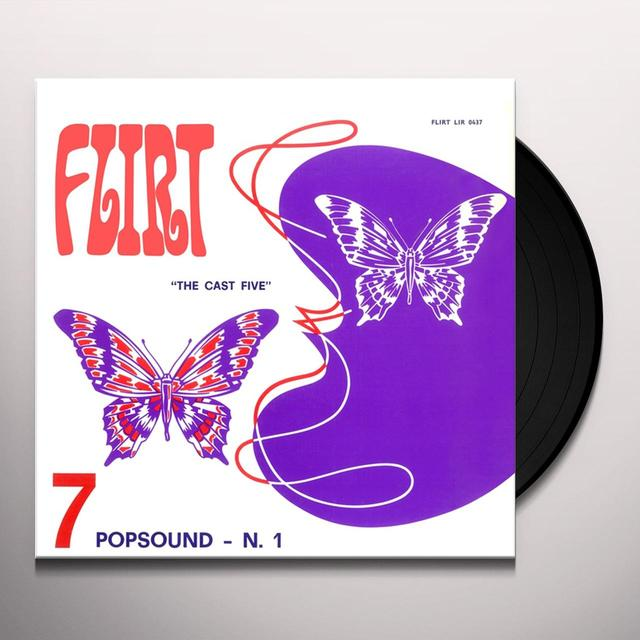 CAST FIVE POPSOUND N. 1 Vinyl Record