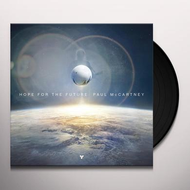 Paul Mccartney HOPE FOR THE FUTURE Vinyl Record