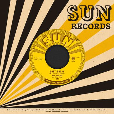 Roy Orbison OOBY DOOBY / GO GO GO Vinyl Record