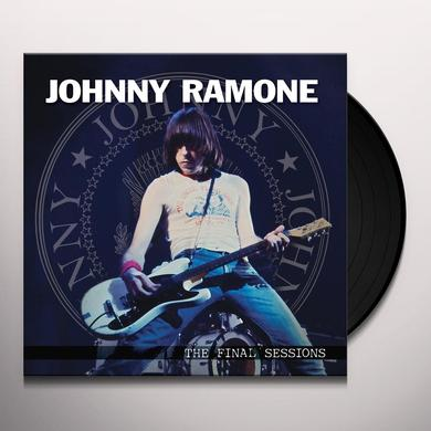 Johnny Ramone FINAL SESSIONS Vinyl Record