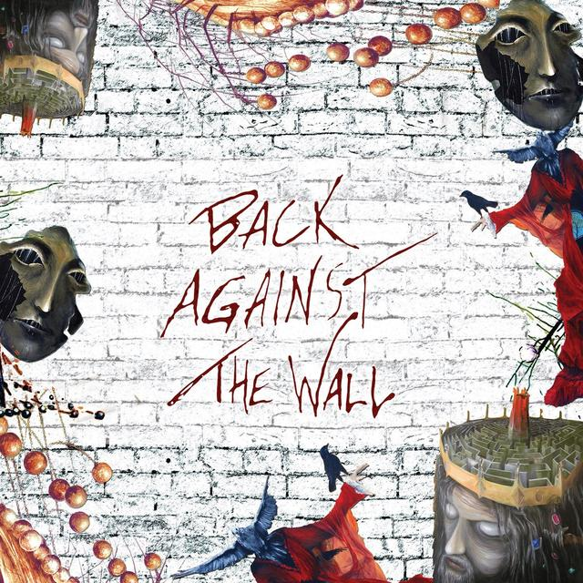 BACK AGAINST THE WALL - A TRIBUTE TO PINK / VAR