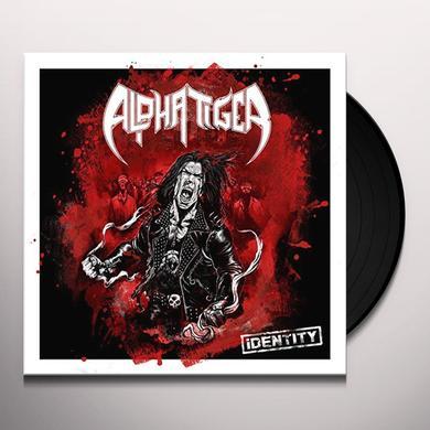 Alpha Tiger IDENTITY Vinyl Record - w/CD