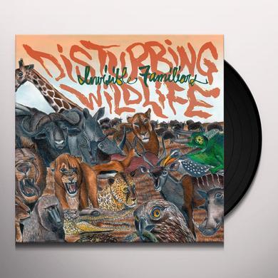 Invisible Familiars DISTURBING WILDLIFE Vinyl Record