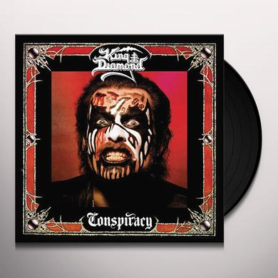 King Diamond CONSPIRACY Vinyl Record