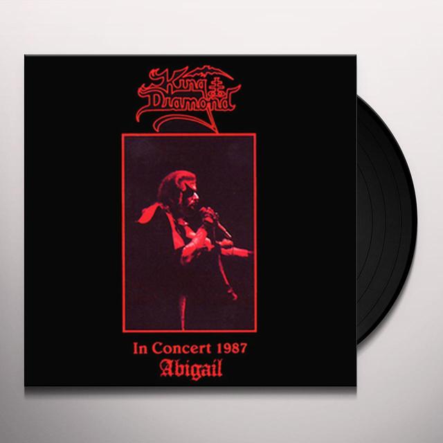 King Diamond IN CONCERT Vinyl Record