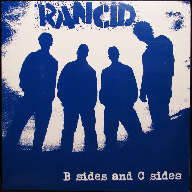 Rancid B-SIDES & C-SIDES Vinyl Record