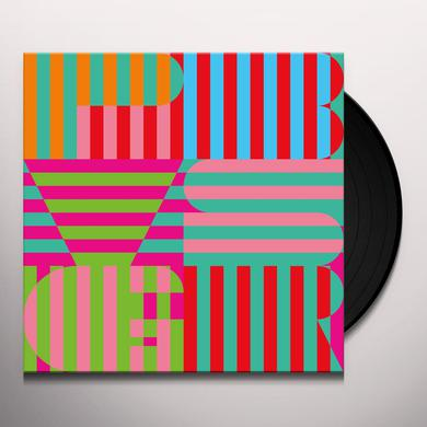 PANDA BEAR MEETS THE GRIM REAPER Vinyl Record