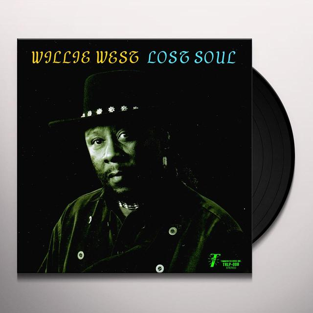 Willie West LOST SOUL (GATE) (Vinyl)