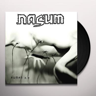 NASUM HUMAN 2.0 Vinyl Record