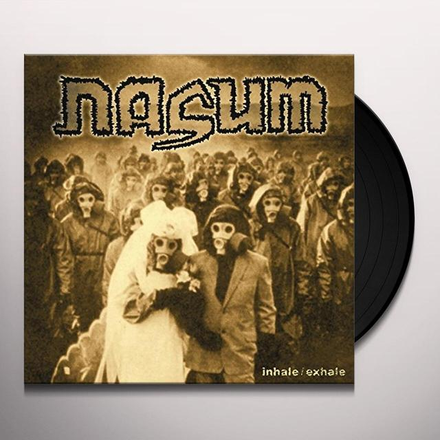 NASUM INHALE/EXHALE Vinyl Record