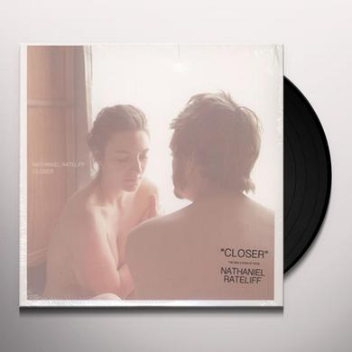 Nathaniel Rateliff CLOSER Vinyl Record - Digital Download Included