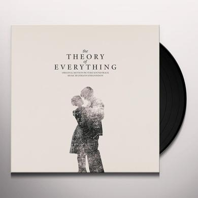 THEORY OF EVERYTHING / O.S.T. (HOL) THEORY OF EVERYTHING / O.S.T. Vinyl Record