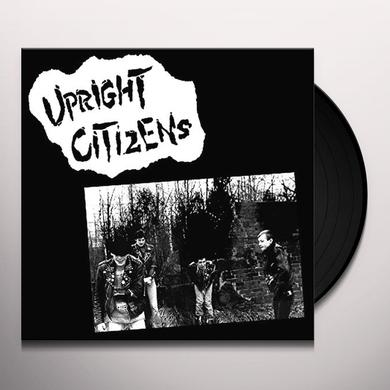 UPRIGHT CITIZENS BOMBS OF PEACE Vinyl Record