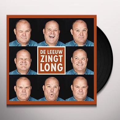 Paul de Leeuw DE LEEUW ZINGT LONG Vinyl Record