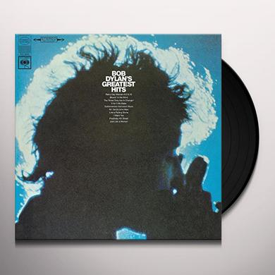 Bob Dylan GREATEST HITS Vinyl Record - Holland Import