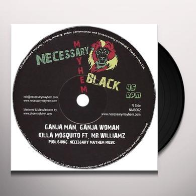 KILLA MOSQUITO / MR WILLIAMZ GANJA MAN GANJA WOMAN Vinyl Record - UK Import