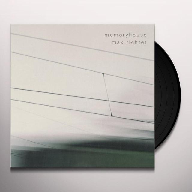 Max Richter MEMORYHOUSE: DELUXE EDITION Vinyl Record