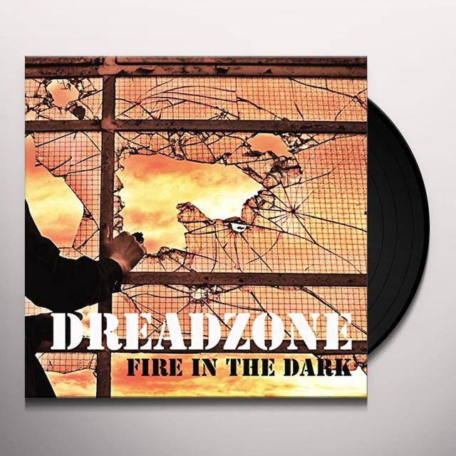 Dreadzone FIRE IN THE DARK Vinyl Record - UK Import