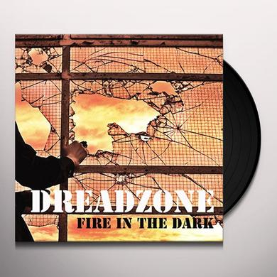 Dreadzone FIRE IN THE DARK Vinyl Record