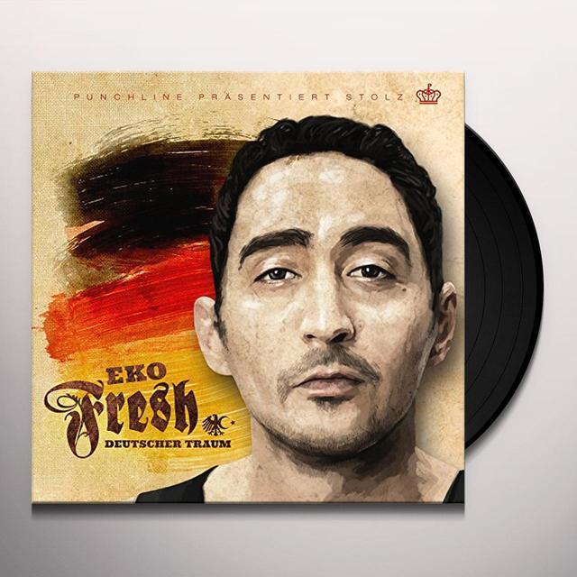 Eko Fresh DEUTSCHER TRAUM (GER) Vinyl Record