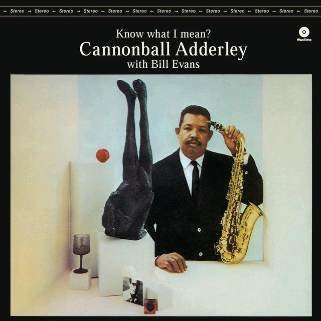 Miles Davis, Cannonball Adderley, John Coltrane, Bill Evans KNOW WHAT I MEAN Vinyl Record