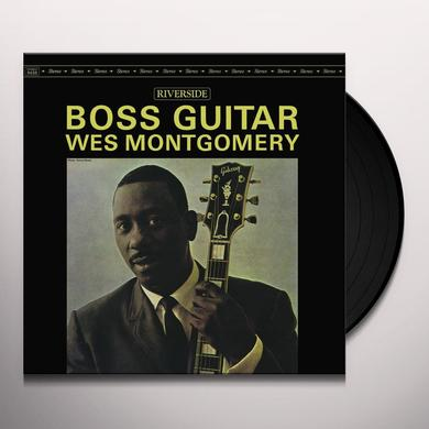 Wes Montgomery BOSS GUITAR (CAN) (Vinyl)