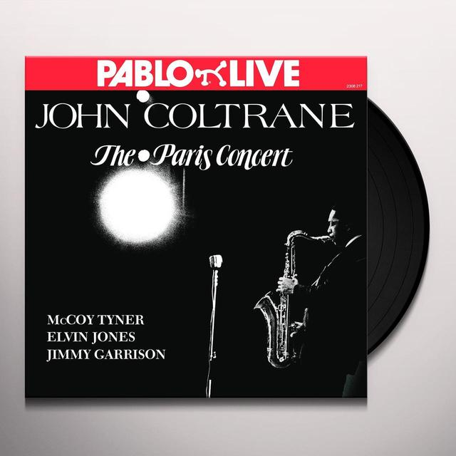 John Coltrane PARIS CONCERT (CAN) (Vinyl)