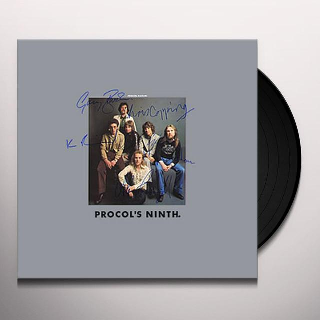 Procol Harum PROCOL'S NINTH Vinyl Record - UK Release