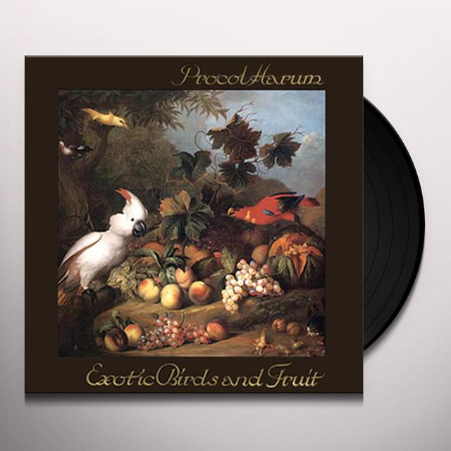 Procol Harum EXOTIC BIRDS & FRUIT Vinyl Record - UK Release