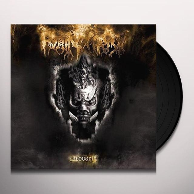 Rotting Christ THEGONIA Vinyl Record - UK Release